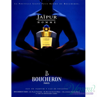 Boucheron Jaipur Homme EDT 100ml за Мъже БЕЗ ОПАКОВКА За Мъже