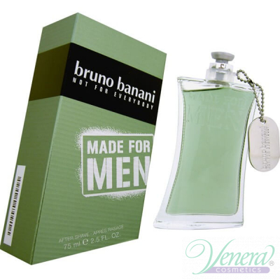 Bruno Banani Made For Men After Shave 75ml за Мъже