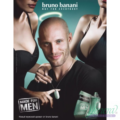 Bruno Banani Made For Men After Shave 50ml за Мъже Мъжки Парфюми