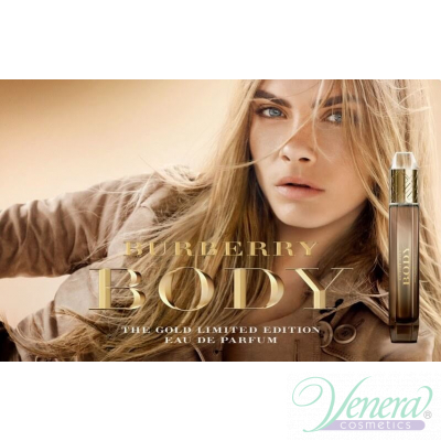 Burberry Body Gold Limited Edition EDP 60ml за Жени Дамски Парфюми