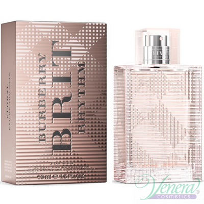 Burberry Brit Rhythm Floral EDT 50ml за Жени Дамски Парфюми