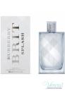 Burberry Brit Splash EDT 100ml за Мъже БЕЗ ОПАКОВКА Мъжки Парфюми без опаковка