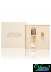 Burberry Body Set (EDP 35ml + EDP 4.5ml) για γυναίκες Sets