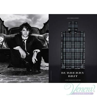 Burberry Brit EDT 30ml за Мъже  Мъжки Парфюми
