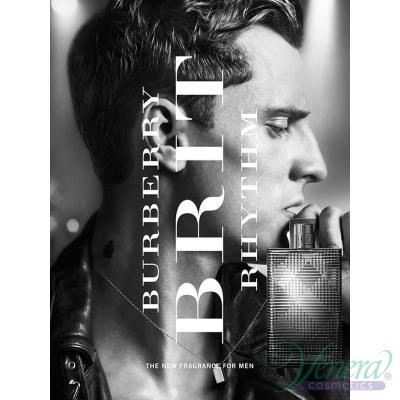 Burberry Brit Rhythm Комплект (EDT 90ml + EDT 30ml) за Мъже Мъжки Комплекти