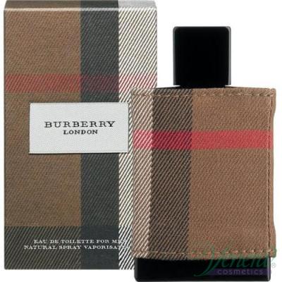 Burberry London EDT 50ml за Мъже Мъжки Парфюми