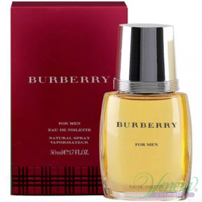 Burberry Original Men EDT 50ml за Мъже