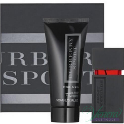 Burberry Sport Комплект (EDT 50ml + Shower Gel 100ml) за Мъже За Мъже