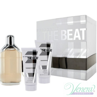 Burberry The Beat Комплект (EDP 75ml + BL 100ml + SG 100ml) за Жени За Жени