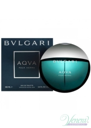 Bvlgari Aqva Pour Homme EDT 50ml for Men Men's Fragrance