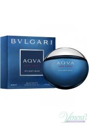 Bvlgari Aqva Pour Homme Atlantiqve EDT 50ml για άνδρες Ανδρικά Αρώματα