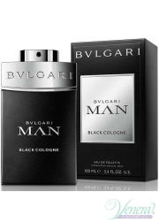 Bvlgari Man Black Cologne EDT 100ml για άνδρες Men's Fragrance