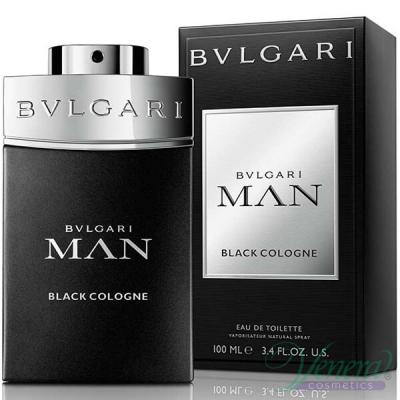 Bvlgari Man Black Cologne EDT 100ml за Мъже Мъжки Парфюми
