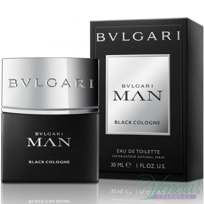 Bvlgari Man Black Cologne EDT 30ml για άνδρες