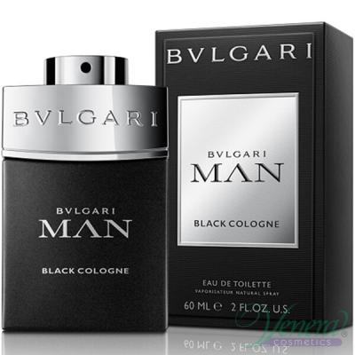 Bvlgari Man Black Cologne EDT 60ml за Мъже
