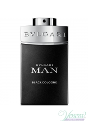 Bvlgari Man Black Cologne EDT 100ml για άνδρες ασυσκεύαστo Men's Fragrances without package