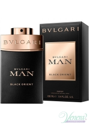 Bvlgari Man Black Orient EDP 100ml για άνδρες Men's Fragrance