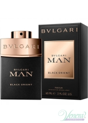 Bvlgari Man Black Orient EDP 60ml για άνδρες Men's Fragrance