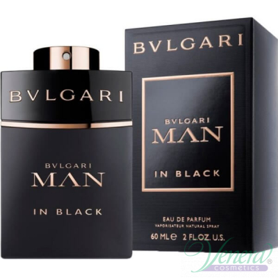 Bvlgari Man In Black EDP 100ml за Мъже