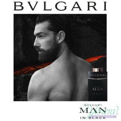 Bvlgari Man In Black Комплект (EDP 100ml + AS Balm 100ml + Bag) за Мъже Мъжки Комплекти
