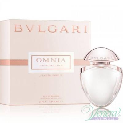 Bvlgari Omnia Crystalline L'Eau De Parfum Jewel Charms EDP 25ml за Жени Дамски Парфюми