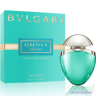 Bvlgari Omnia Paraiba Jewel Charms EDT 25ml за Жени Дамски Парфюми