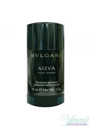 Bvlgari Aqva Pour Homme Deo Stick για άνδρες Αρσενικά Προϊόντα για Πρόσωπο και Σώμα