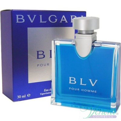 Bvlgari BLV Pour Homme EDT 50ml за Мъже Мъжки Парфюми