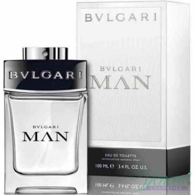 Bvlgari Man EDT 100ml за Мъже Мъжки Парфюми