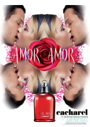 Cacharel Amor Amor EDT 100ml for Women Without Package Women's Fragrance without package