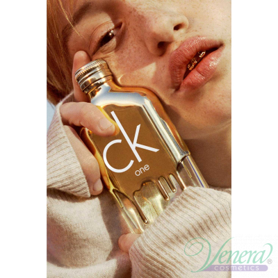 Calvin Klein CK One Gold EDT 100ml за Мъже и Жени БЕЗ ОПАКОВКА