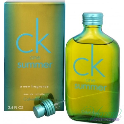 Calvin Klein CK One Summer 2014 EDT 100ml за Мъ...