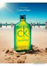 Calvin Klein CK One Summer 2014 EDT 100ml за Мъже и Жени БЕЗ ОПАКОВКА