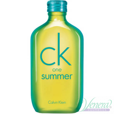 Calvin Klein CK One Summer 2014 EDT 100ml за Мъже и Жени БЕЗ ОПАКОВКА За Мъже