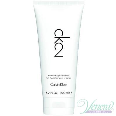 Calvin Klein CK2 Body Lotion 200ml за Мъже и Жени Мъжки и Дамски продукти за лице и тяло