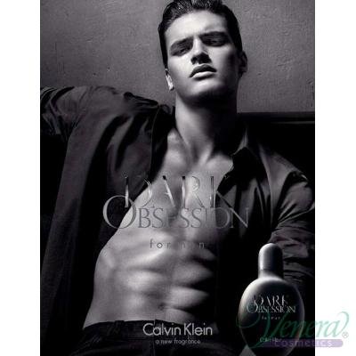 Calvin Klein Dark Obsession EDT 125ml за Мъже БЕЗ ОПАКОВКА За Мъже