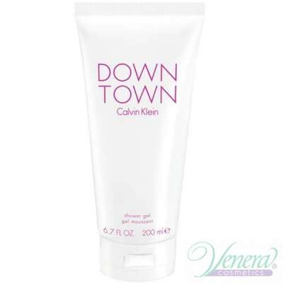 Calvin Klein Downtown Shower Gel 200ml за Жени За Жени