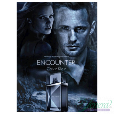 Calvin Klein Encounter Set (EDT 50ml + Shower Gel 100ml) за Мъже За Мъже