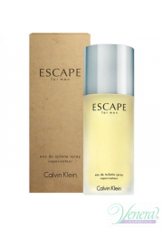 Calvin Klein Escape EDT 50ml για άνδρες