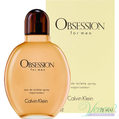 Calvin Klein Obsession EDT 75ml за Мъже