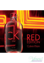 Calvin Klein CK One Red Edition EDT 100ml за Жени БЕЗ ОПАКОВКА