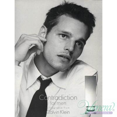 Calvin Klein Contradiction EDT 30ml за Мъже Мъжки Парфюми