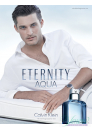Calvin Klein Eternity Aqua EDT 100ml за Мъже