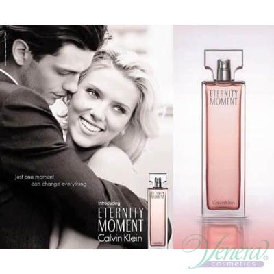 Calvin Klein Eternity Moment EDP 30ml за Жени Дамски Парфюми