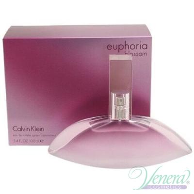 Calvin Klein Euphoria Blossom EDT 100ml за Жени Дамски Парфюми