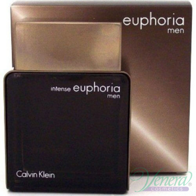 Calvin Klein Euphoria Intense EDT 50ml за Мъже