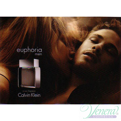 Calvin Klein Euphoria Комплект (EDT 50ml + SG 100ml) за Мъже За Мъже