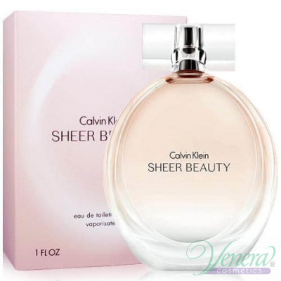Calvin Klein Sheer Beauty EDT 30ml за Жени За Жени