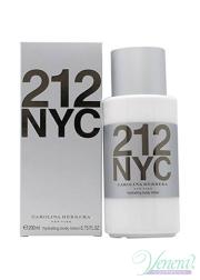 Carolina Herrera 212 Body Lotion 200ml for Women Women's face and body products