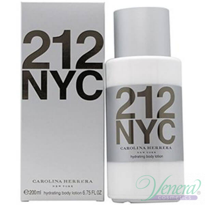 Carolina Herrera 212 Body Lotion 200ml за Жени